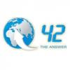 """42"" logo"