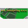 A.B. inženjering logo