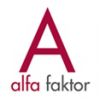 Alfa-faktor logo