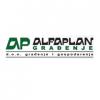 Alfaplan građenje logo
