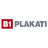 B1 Plakati logo