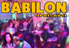 "CAFFE BAR I DISCO KLUB ""BABILON"" logo"
