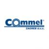 Commel Zagreb logo