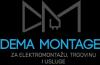 DEMA MONTAGE logo