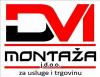 DM-montaža j.d.o.o. za usluge i trgovinu logo
