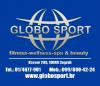 "Fitness klub ""Globo Sport"" logo"