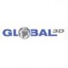 Global 3D logo