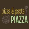 pizza & pasta PIAZZA logo