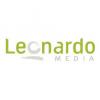 Leonardo Media logo