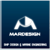 Mardesign logo