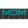 MDM Metal logo
