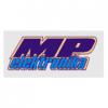 MP - elektronika logo