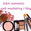 N&A cosmetics web marketing i blog logo