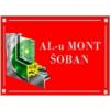 AL-u MONT ŠOBAN logo