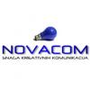 Novacom logo