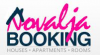 NOVALJA-BOOKING logo