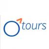 O Tours logo