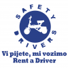 Obrt za održavanje čistoće i prijevoz Safety Drivers logo