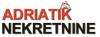 """"""" Adriatik nekretnine """" Obrt za poslovanje nekretninama logo"""