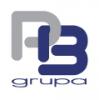 P.B. grad logo