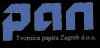 PAN tvornica papira Zagreb d.o.o logo