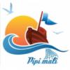 Pipi Mali, ribarski obrt logo