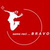 Plesni klub BRAVO logo