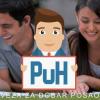 PUH - Veza za dobar posao logo
