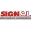 Signal - radionica za izradu reklama logo