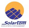 Solartom d.o.o. logo