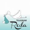 Telegram Roda logo