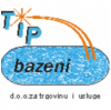 Tip bazeni  logo
