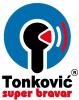 Tonković-super bravar logo