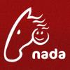 Nada - udruga za terapijsko jahanje logo