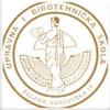 Upravna i birotehnička škola logo