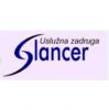 Uslužna zadruga Glancer logo