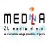 ZL Media logo