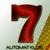 """Automat klub """"7"""", Lanište logo"""