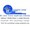 HT1 consulting i usluge j.d.o.o. logo