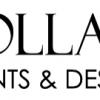 Pollak dizajn logo