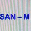 SAN-M logo