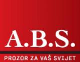 A.B.S.  logo