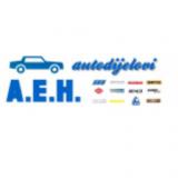 A.E.H. logo