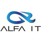 Alfa I T j.d.o.o. logo