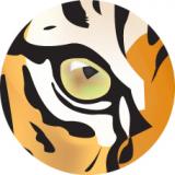 Ćaća d.o.o. caffe bar TIGAR logo