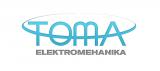 Elektromehnika Toma logo