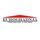 EUROGRADNJA , obrt za gradnju i uređenje objekata logo