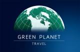 GREEN PLANET TRAVEL- putnička agencija  logo