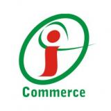 I-Commerce logo