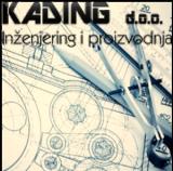 KADING d.o.o. logo